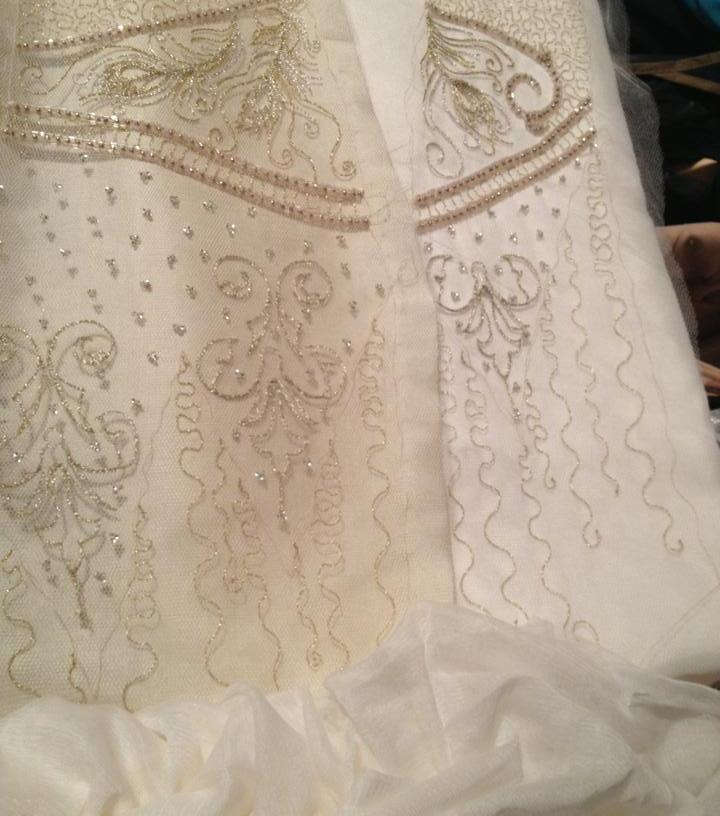 with_love_and_lace_bespoke_couture_bridalwear_jo_withey_designer_kent_wedding_dress_jo_embroidery_tambour_janet_timms_gold
