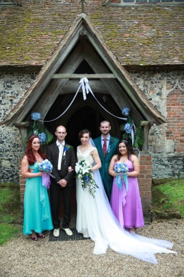 with_love_and_lace_bespoke_couture_bridalwear_jo_withey_designer_kent_wedding_dress_jo_bridesmaids_ties