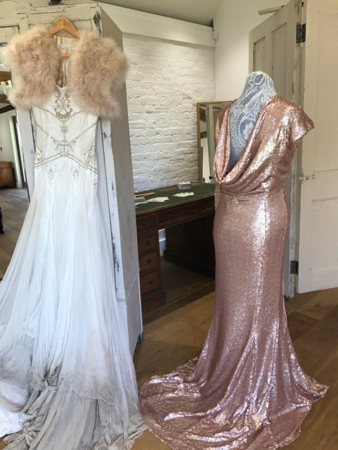 with_love_and_lace_bespoke_couture_bridalwear_jo_withey_designer_kent_wedding_dress_creative_brides_wow_rose_gold_sequin_dress