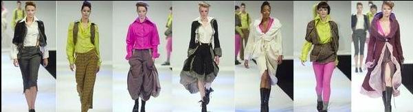 BA(Hons) Collection at Graduate Fashion Week